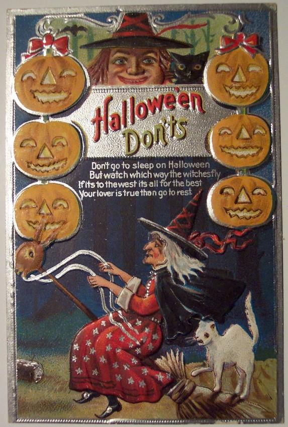 Ilustracion Halloween antigua 013
