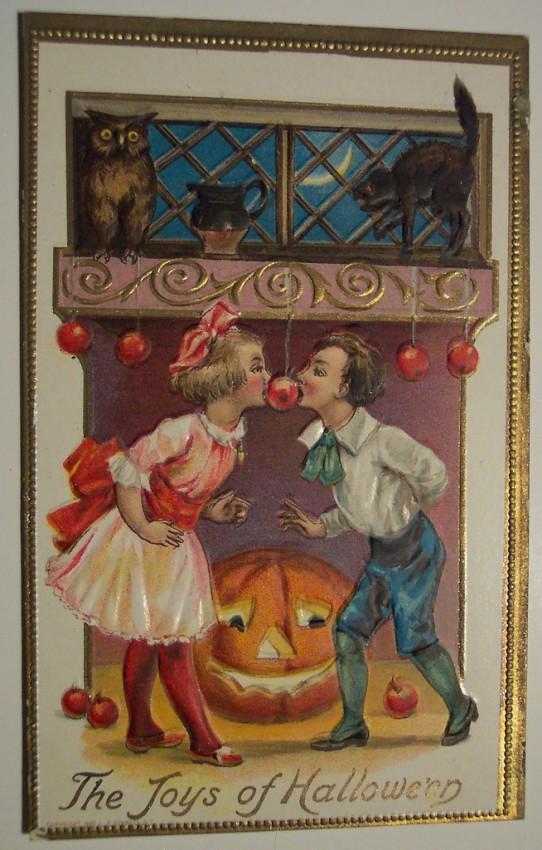 Ilustracion Halloween antigua 014