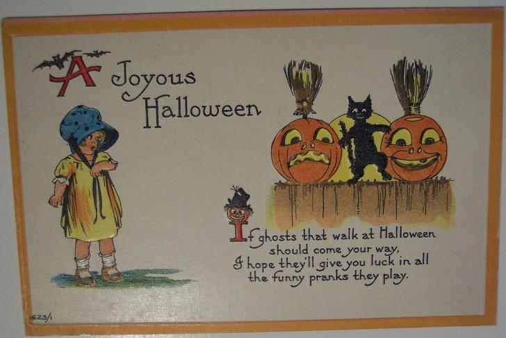 Ilustracion Halloween antigua 016