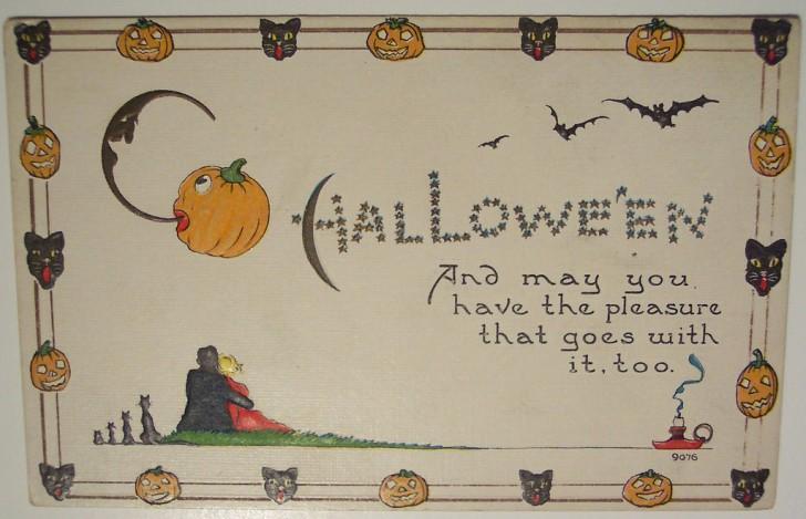 Ilustracion Halloween antigua 023