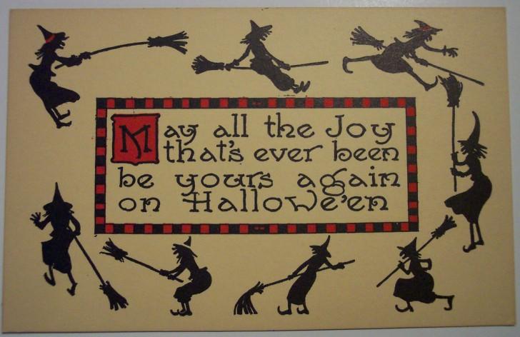 Ilustracion Halloween antigua 024