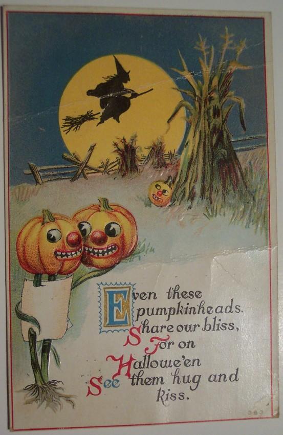 Ilustracion Halloween antigua 027