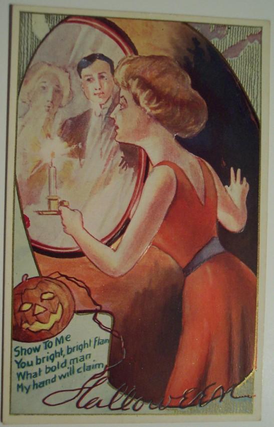 Ilustracion Halloween antigua 033