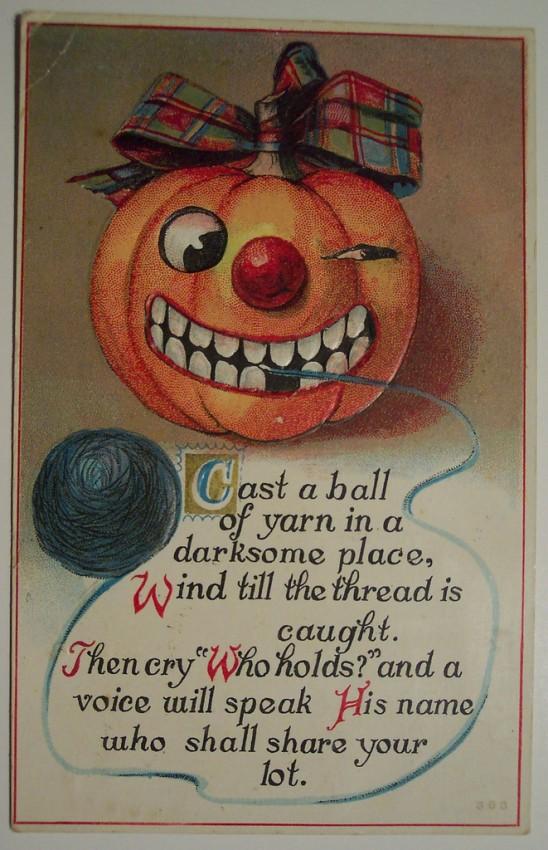 Ilustracion Halloween antigua 035