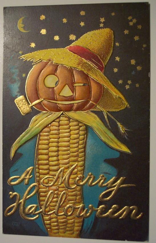 Ilustracion Halloween antigua 040