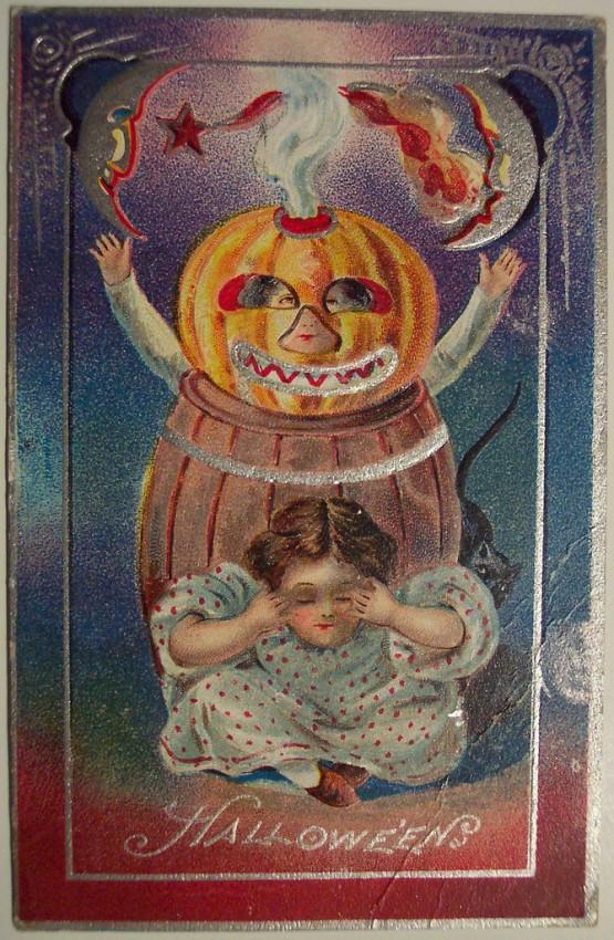Ilustracion Halloween antigua 043