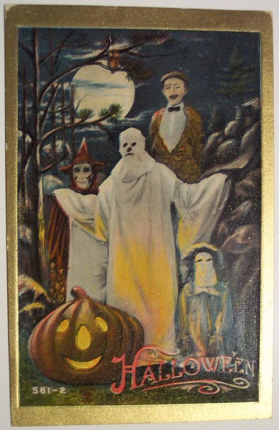 Ilustracion Halloween antigua 049