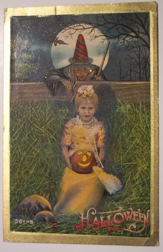 Ilustracion Halloween antigua 050