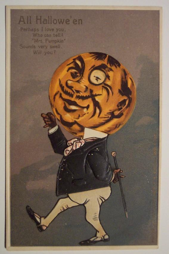 Ilustracion Halloween antigua 052