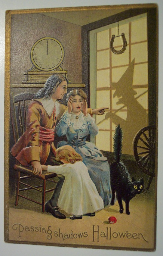 Ilustracion Halloween antigua 056