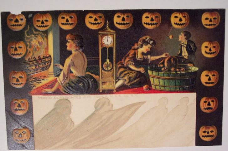 Ilustracion Halloween antigua 058