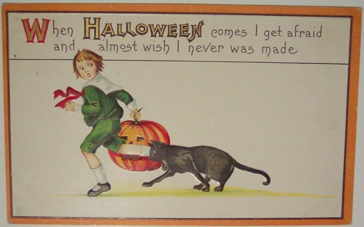 Ilustracion Halloween antigua 070
