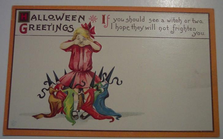 Ilustracion Halloween antigua 071