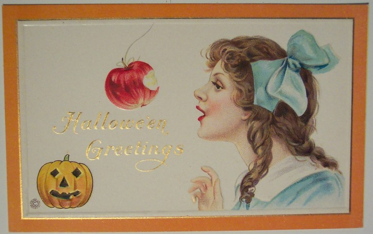 Ilustracion Halloween antigua 072