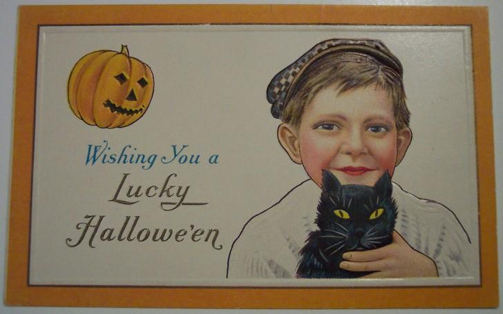 Ilustracion Halloween antigua 080