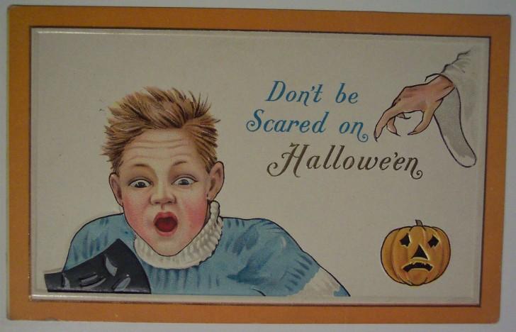 Ilustracion Halloween antigua 081