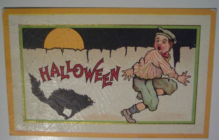 Ilustracion Halloween antigua 083