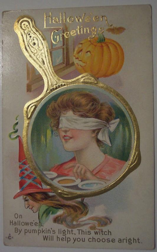 Ilustracion Halloween antigua 091