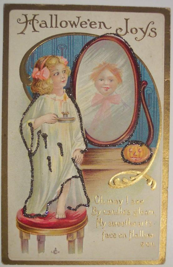 Ilustracion Halloween antigua 093