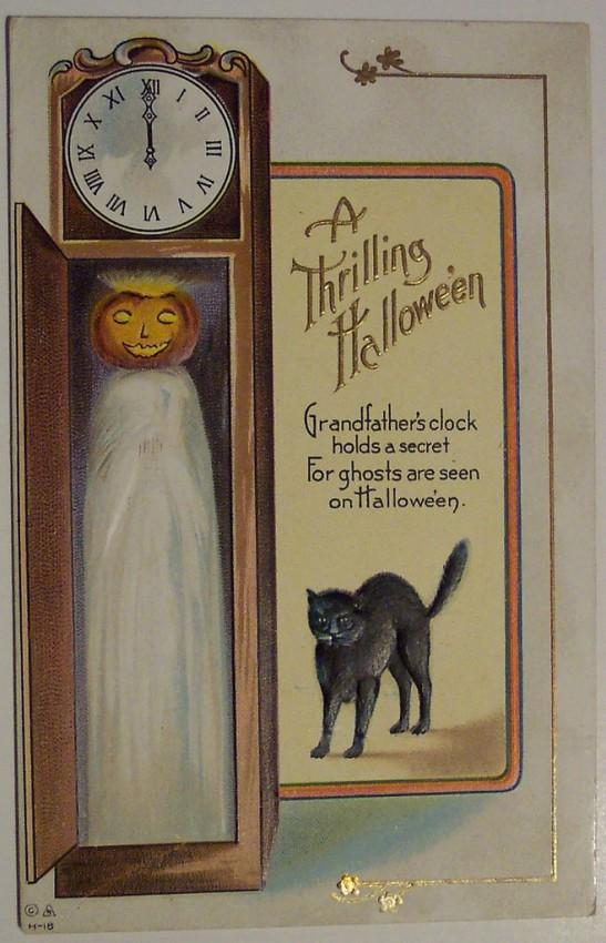 Ilustracion Halloween antigua 128