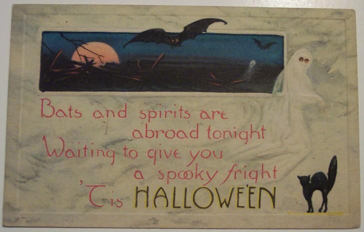 Ilustracion Halloween antigua 148