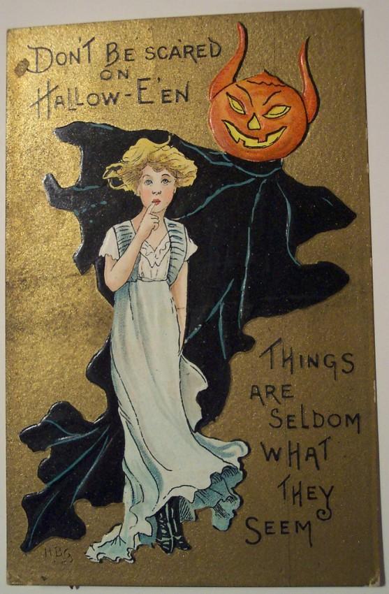 Ilustracion Halloween retro 001