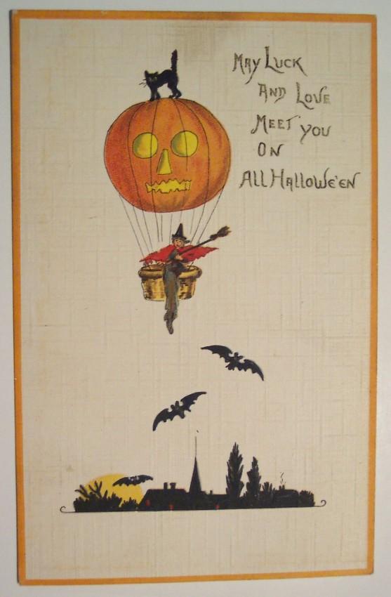 Ilustracion Halloween retro 002