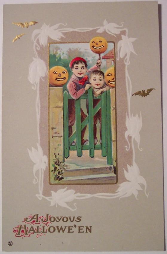 Ilustracion Halloween retro 011