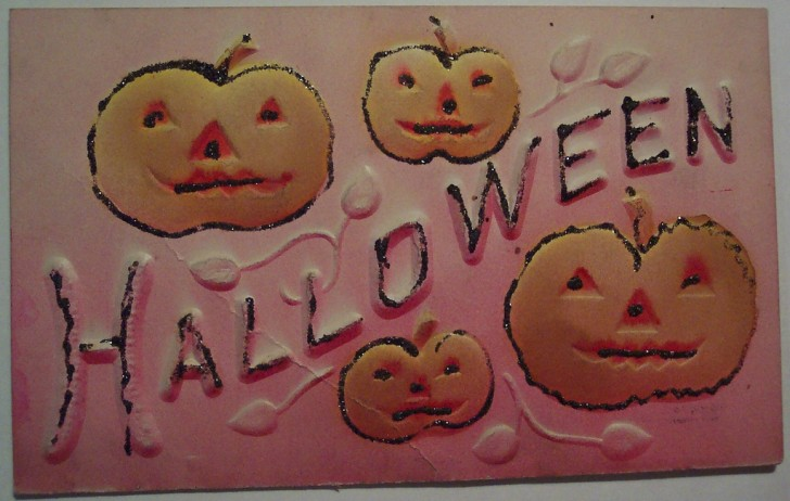 Ilustracion Halloween retro 014