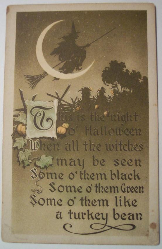 Ilustracion Halloween retro 022