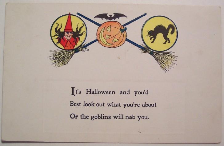 Ilustracion Halloween retro 023