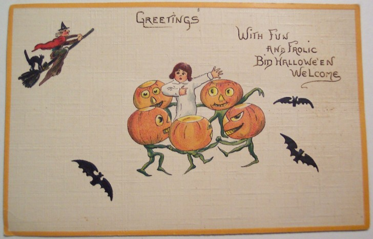Ilustracion Halloween retro 025