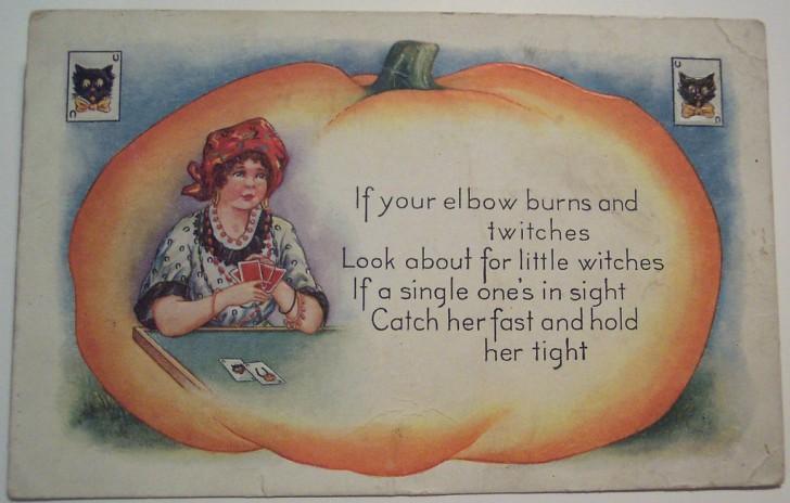 Ilustracion Halloween retro 032