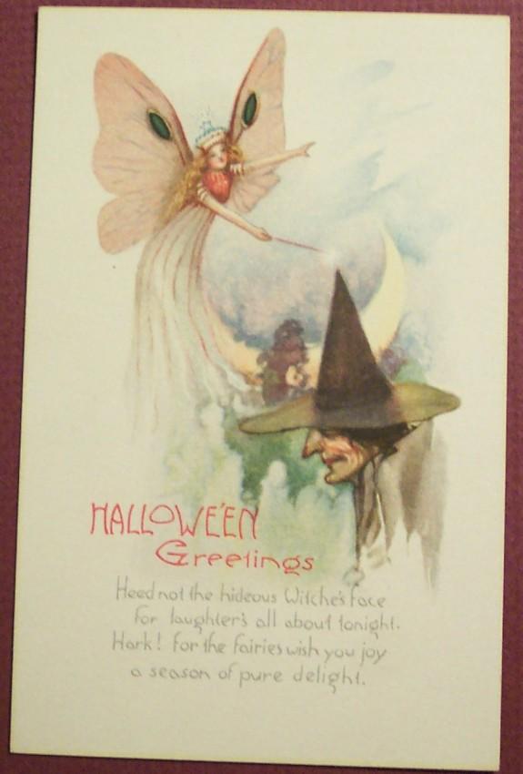 Ilustracion Halloween retro 039