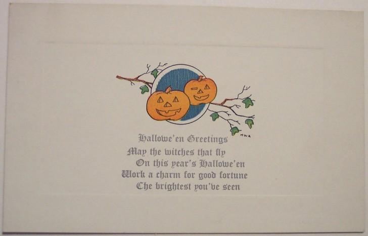 Ilustracion Halloween retro 047