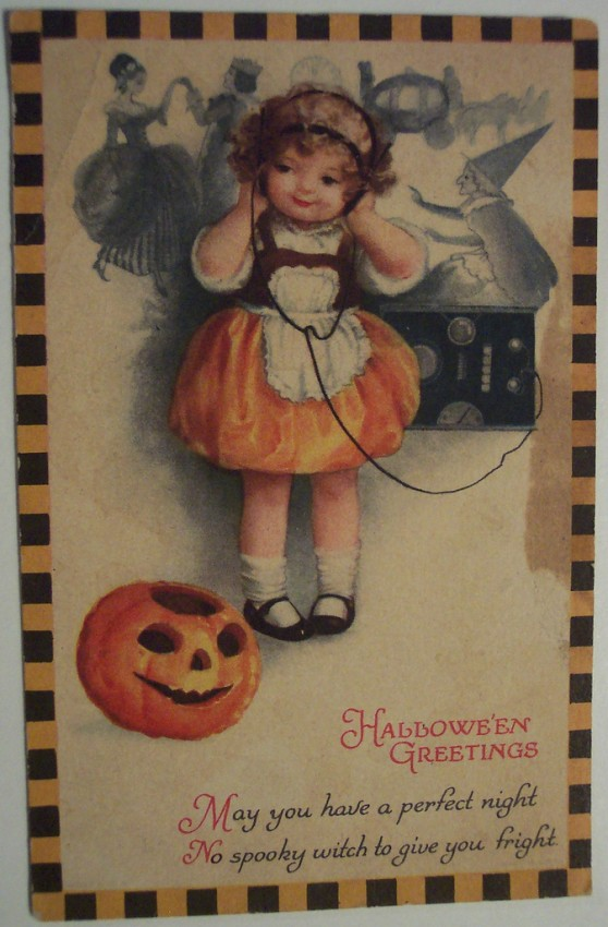 Ilustracion Halloween retro 048