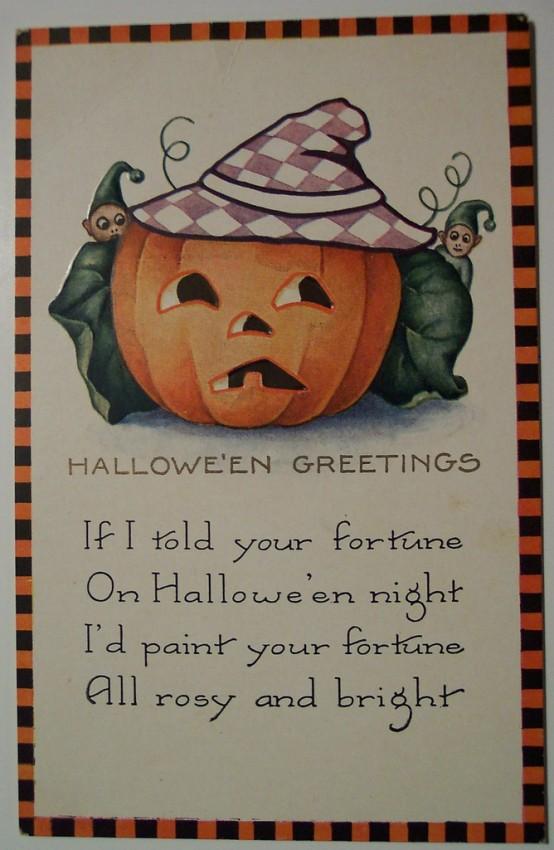 Ilustracion Halloween retro 053