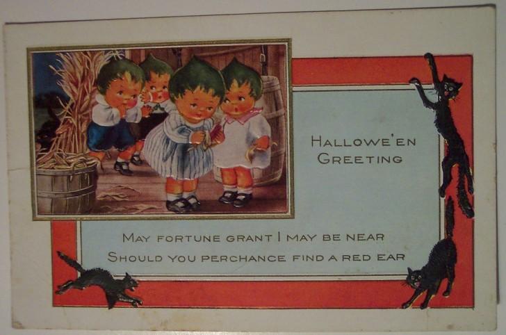 Ilustracion Halloween retro 054