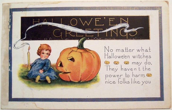 Ilustracion Halloween retro 073