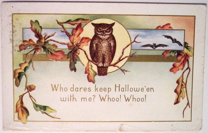 Ilustracion Halloween retro 075