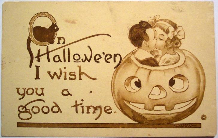 Ilustracion Halloween retro 083