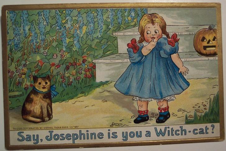 Ilustracion Halloween retro 087