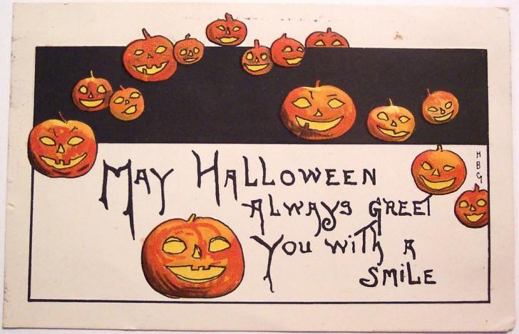 Ilustracion Halloween retro 103