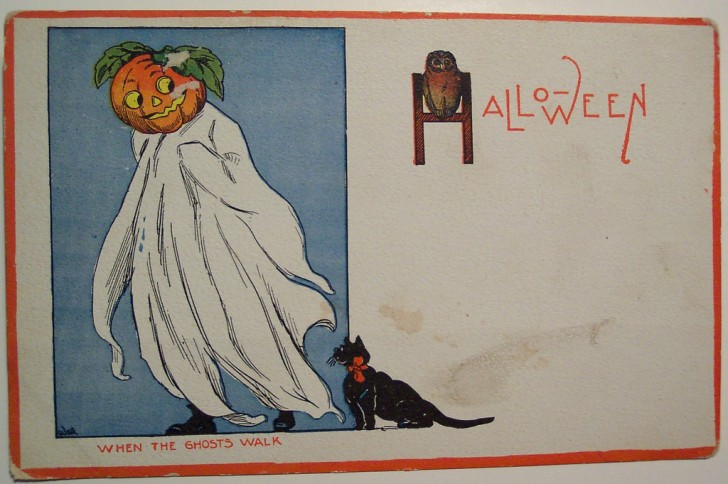 Ilustracion Halloween retro 120