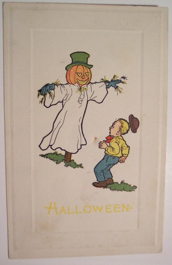 Ilustracion Halloween retro 122