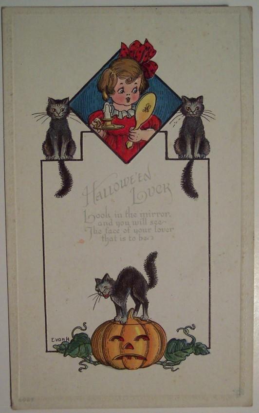 Ilustracion Halloween retro 125