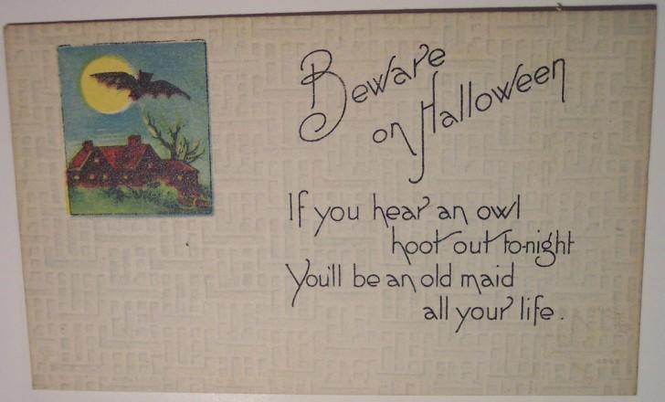 Ilustracion Halloween retro 127