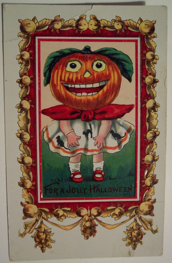 Ilustracion Halloween retro 135