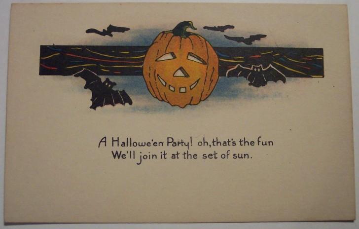 Ilustracion Halloween retro 172