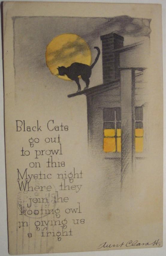Ilustracion Halloween retro 177